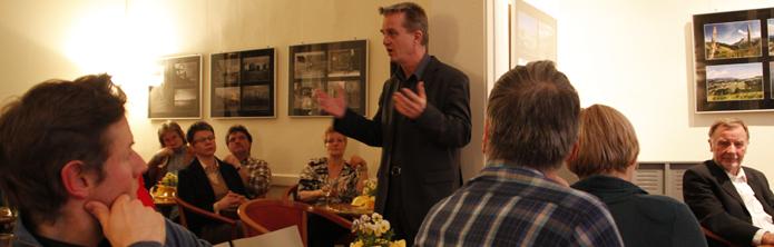 Vorstand des Vereins der Aktionsgemeinschaft Babelsberg